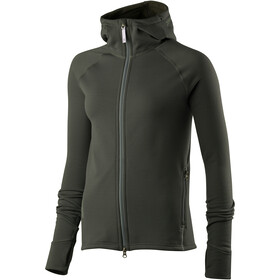 Houdini Power Houdi Jacket Women, deeper green